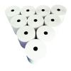 กระดาษความร้อนพิมพ์ใบเสร็จ หนา 65 แกรม (Thermal Paper 80x80 mm) 10 ม้วน