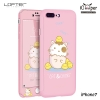 LOFTER Cat Full Cover - Cat & Chichs (iPhone7)