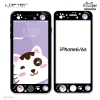LOFTER Pets Full Cover - White Cat Black (iPhone6/6s)