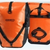 กระเป๋าคู่หลัง Ortlieb Back-Roller Classic /Orange-Black (Pair)
