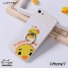 LOFTER iRing Cartoon Case #2 - Duck White (iPhone7)