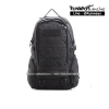 กระเป๋าเป้ทหารลายพราง 35L RW-05 : สีดำ