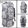 เป้ทหาร Backpack 100 ลิตร - สีดิจิตอล