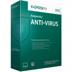Kaspersky Anti-Virus 2015 (3 Users)