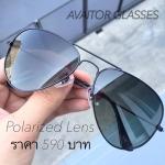 แว่นกันแดด FRAMEDED POLARIZED วัสดุ 1:1 RAYBAN RB3025