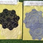 ที่รองแก้ว รองแจกัน ประดับโครเชต์ Crochet Sales