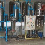 ระบบรีเวิสออสโมชิส RO กำลังการผลิตร 24,000 ลิตร/วัน พร้อมอุปกรณ์ทั้งระบบครบชุด