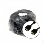 XLL สาย VGA 3+6 สีดำ ยาว 10 เมตร