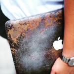 "Wade - Rusty Shell for MacBook 11""-15"""