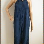 ( สินค้าพร้อมส่ง) เดรสยาวมือสอง อก - Free Size เอว - Free Size สะโพก - Free Size ความยาวชุด 49 นิ้ว