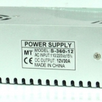 XLL Switching Power Supply DC 12V 30A
