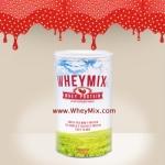Whey Mix Protein Strawberry Flavor เวย์มิกซ์ รสสตรอว์เบอรรี่ ชุด 1 กระปุก