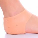 ซิลิโคนถนอมส้นเท้า ป้องกันส้นเท้าแตก ลดอาการเจ็บหรือปวดส้นเท้า