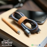 MAOXIN Denim Charge/Sync Cable (Android)