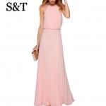 (Pre Order) ชุด Maxi ยาว vestidos เดเฟสต้า Vestido ลองโก สินค้ามี 2 สี ขนาดสินค้า S,M,L,XL