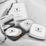 Coco Blanc Aura CC Pressed Powder 13.5 g. แป้งโคโค่ บล็อง แป้งหน้าเงา ฉ่ำ วาว