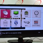 (Sold out)LED TV LG 24MT45A