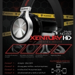 Nubwo Headphone Bluetooth 4.1 (XENTURY)