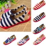 (Pre Order) ผู้หญิงแฟชั่นใหม่ร้องเท้าที่มีสีสันรองเท้าส้นแบน มีหลายแบบให้เลือก ไซส์รองเท้า 35-40