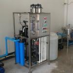 ระบบติดตั้งน้ำดื่มโรงงานอาร์โอ อัตรากำลังการผลิต 3000 ลิตรต่อวัน พร้อมอุปกรณ์การติดตั้ง