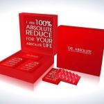 100% Absolute Reduce 100% แอปโซลูท รีดิวซ์ อาหารเสริมลดน้ำหนัก