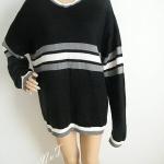 ( สินค้าพร้อมส่ง) เสื้อกันหนาวแขนยาว อก - Free Size เอว - Free Size สะโพก - Free Size ความยาวของเสื้อ 2 นิ้ว