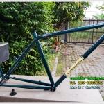 เฟรมทัวริ่งพันธ์แท้ WINDSPEED Long Rider II / สีเขียว