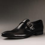 Pre ** รองเท้าหนังแฟชั่น มีสีดำ ,สีน้ำตาล ไซส์ 38-44 รายละเอียดตามภาพเสริม