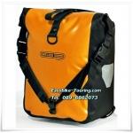 กระเป๋าคู่หน้า Sport-Roller Classic Orange-Black [F6306]