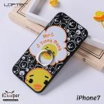 LOFTER iRing Cartoon Case #2 - Duck Black (iPhone7)