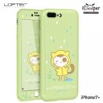 LOFTER Cat Full Cover - Raining Day (iPhone7+)