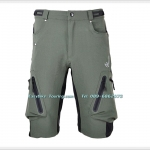 กางเกงขาสั้น ARSUXEO เนื้อผ้าแห้งเร็ว / สีเขียว