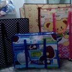Shopping Bag 60*70*30 cm. ถุงกระสอบลายการ์ตูน