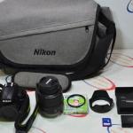 (Sold out)Nikon D3100+เลนส์