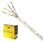 XLL LAN CAT 5E Cable Indoor Premium 100M (สาย CAT 5E ภายใน ทองแดง100% 100 เมตร)