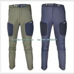 ARSUXEO กางเกงขายาว ถอดขาได้ เนื้อผ้าแห้งเร็ว