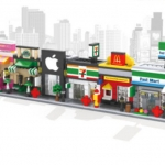 Street Shops (Blocks)