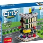 Grand Emporium 267 ชิ้น (CITY)