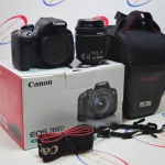 (Sold out)Canon 700D+Lens EF-S 18-55 IS STM