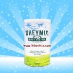 Whey Mix Protein Vanila Flavor เวย์มิกซ์ รสวนิลา ชุด 1 กระปุก