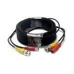 XLL CCTV CABLE BNC+DC 15 เมตร
