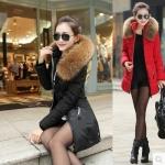 (Pre Order) ผู้หญิงฤดูหนาวใหม่เสื้อขนสัตว์เสื้อคลุมด้วยผ้าใส่สบาย ๆ มี 3 สี ดำ,แดง,เขียวขี้ม้า ไซส์ S,M,L,XL,XXL,3XL, 4XL