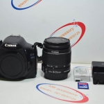 (Sold out)Canon EOS 550D + Lens Kit 18-55mm IS