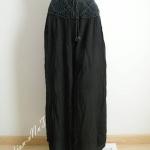 ( สินค้าพร้อมส่ง) กางเกงขายาวมือสอง เอว - Free Size สะโพก - Free Size ความยาวกางเกง 40 นิ้ว