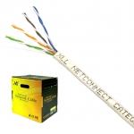 XLL LAN CAT 5E Cable Indoor Premium 305M (สาย CAT 5E ภายใน ทองแดง100% 305 เมตร)