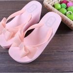 (Pre Order) รองเท้าแฟชั่นฤดูร้อนผู้หญิงรองเท้าแตะชายหาดฮาวายแบนลิ่มพลิก Flops รองเท้าแตะเลดี้ มี 5 สีให้เลือก ไซส์รองเท้า 36 - 39
