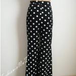 ( สินค้าพร้อมส่ง) กางเกงขายาวมือสอง เอว - Free Size สะโพก - 35-38 ความยาวกางเกง 40.5 นิ้ว