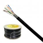 XLL LAN CABLE CAT 6 4*2*0.5mm.+ สลิง 500 เมตร