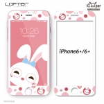LOFTER Pets Full Cover - Rabbit (iPhone6+/6s+)