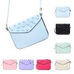 (Pre Order) กระเป๋าแฟชั่นสะพายข้าง มีให้เลือกถึง 7 สี คุณภาพสูงแบบพกพาขนาดเล็ก กระเป๋าสตรี